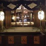 年始にまず行って来たのは川越の氷川神社へ初詣とトラックボールの購入です